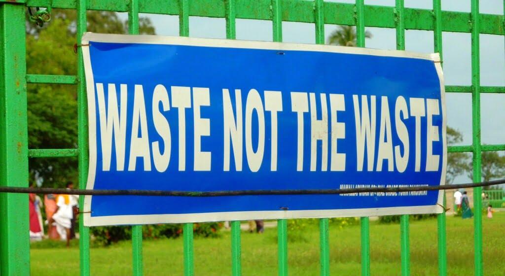 Sign. Mahabalipuram
