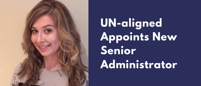 UN aligned Appoints New Senior Administrator