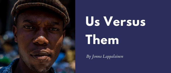 Us Versus Them 1