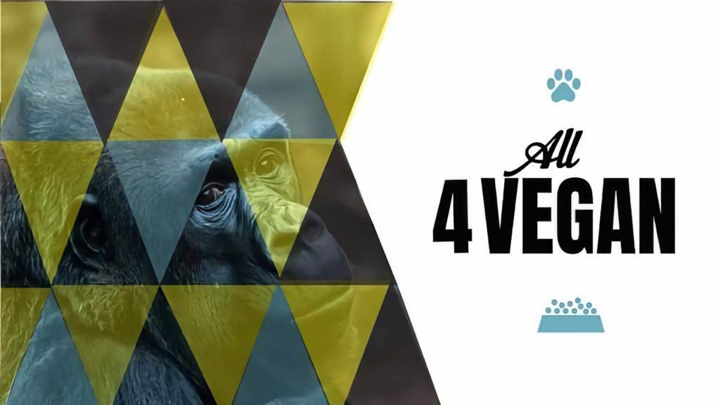 All4Vegan logo