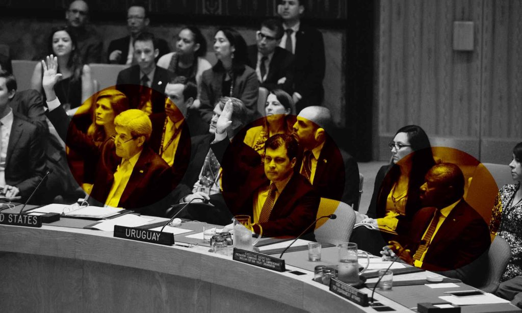 United Nations Security Council 03.03