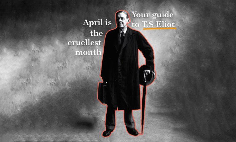 T.S Eliot 1