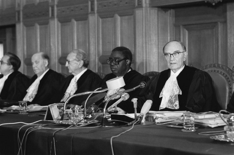 International Court of Justice 1979 copy