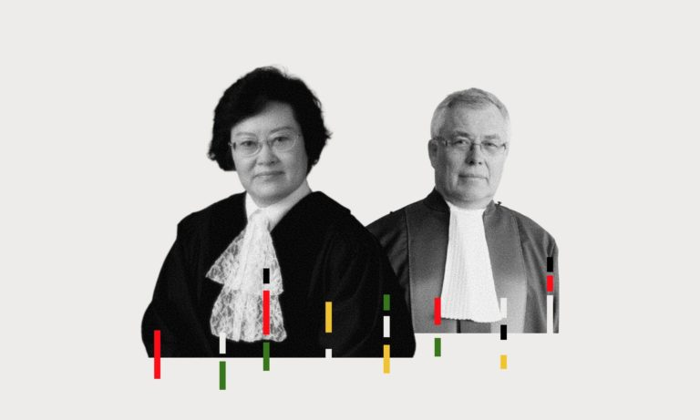 The ICJ the ICC A closer look at the justice doppelganger