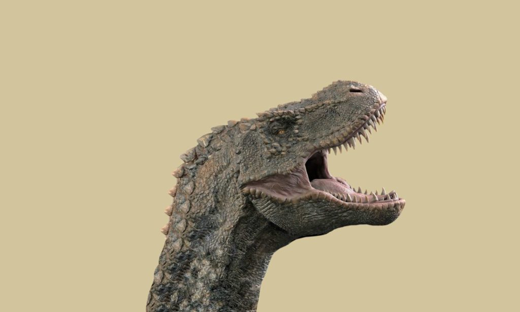 What does the word dinosaur mean