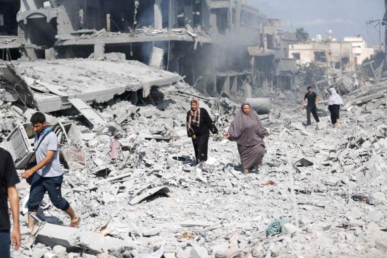 3 Gaza