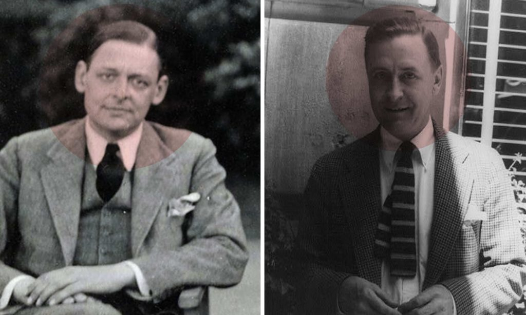 Fitzgerald and T. S. Eliot's