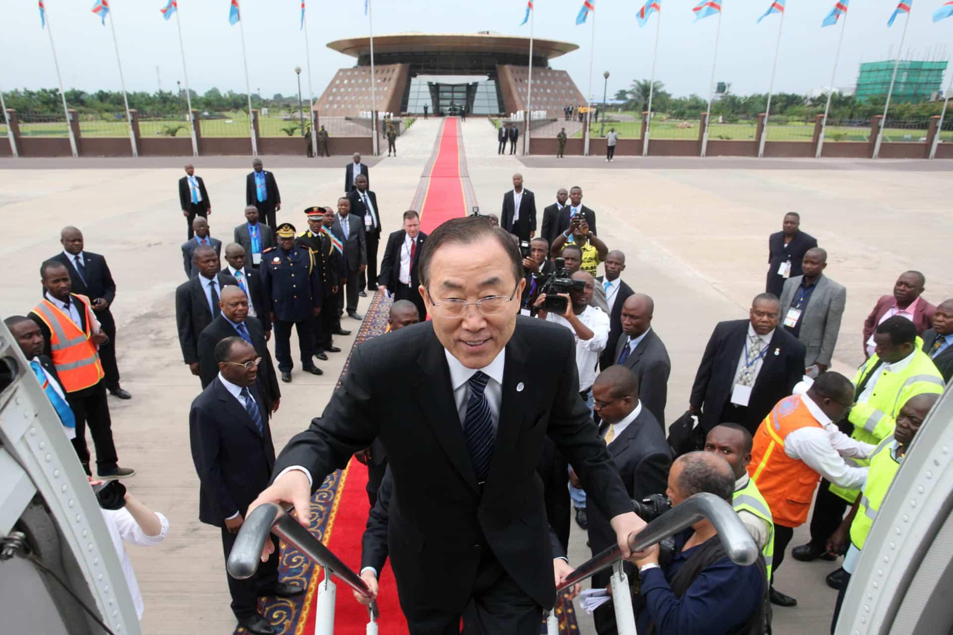 9 Ban Ki moon
