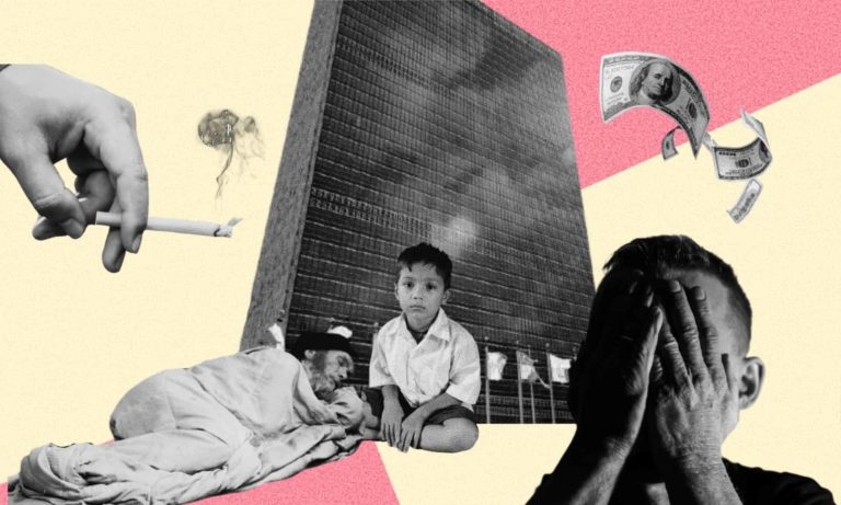 The Gordian Magazine introduces new series about Social Issues