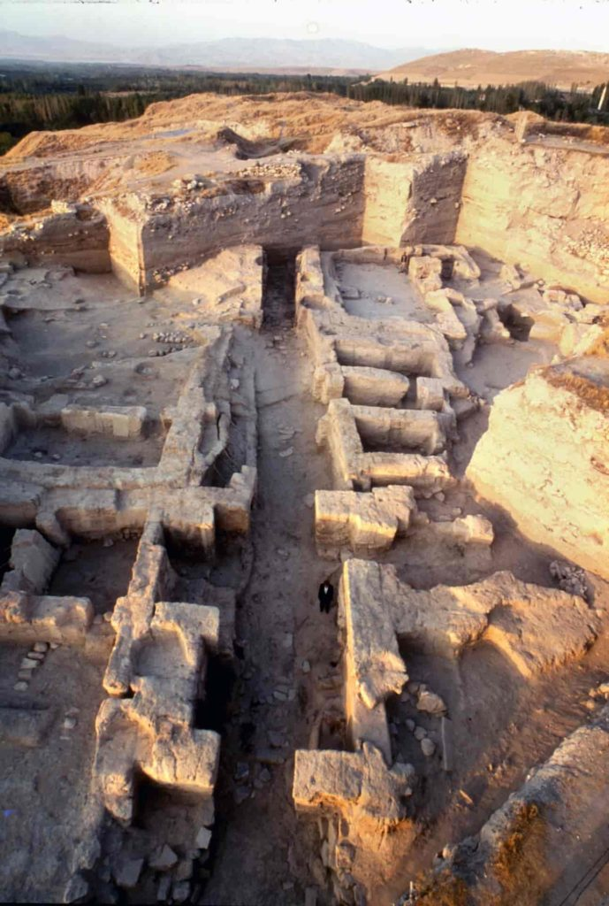 5Arslantepe Palace Southern public sectors from Period VIA