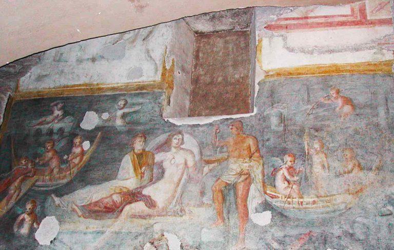 The Titulus as a safe haven Case Romane del Celio