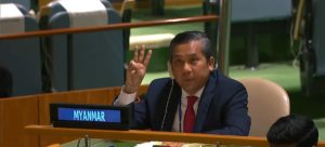 UNSC Arria Formula meeting on Myanmar